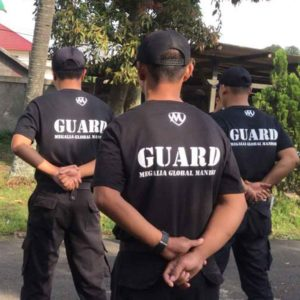 Jasa Petugas Security