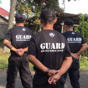 Jasa Petugas Security