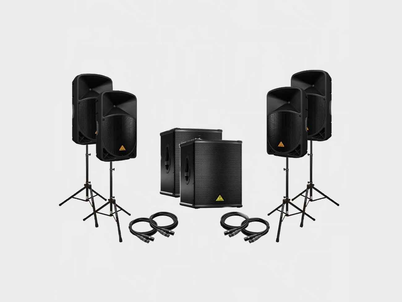 Ini Dia Merek dan Jenis Sound System Rekomendasi